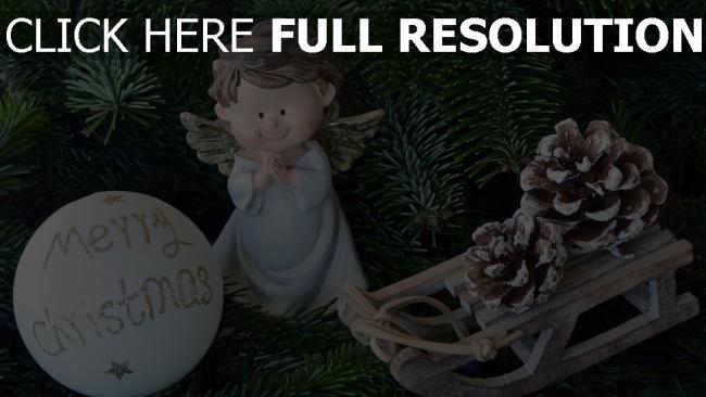 hd hintergrundbilder weihnachten ball engel weihnachten spielzeug tanne