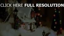 ornament schnee weihnachten neujahr haus gemütlichkeit
