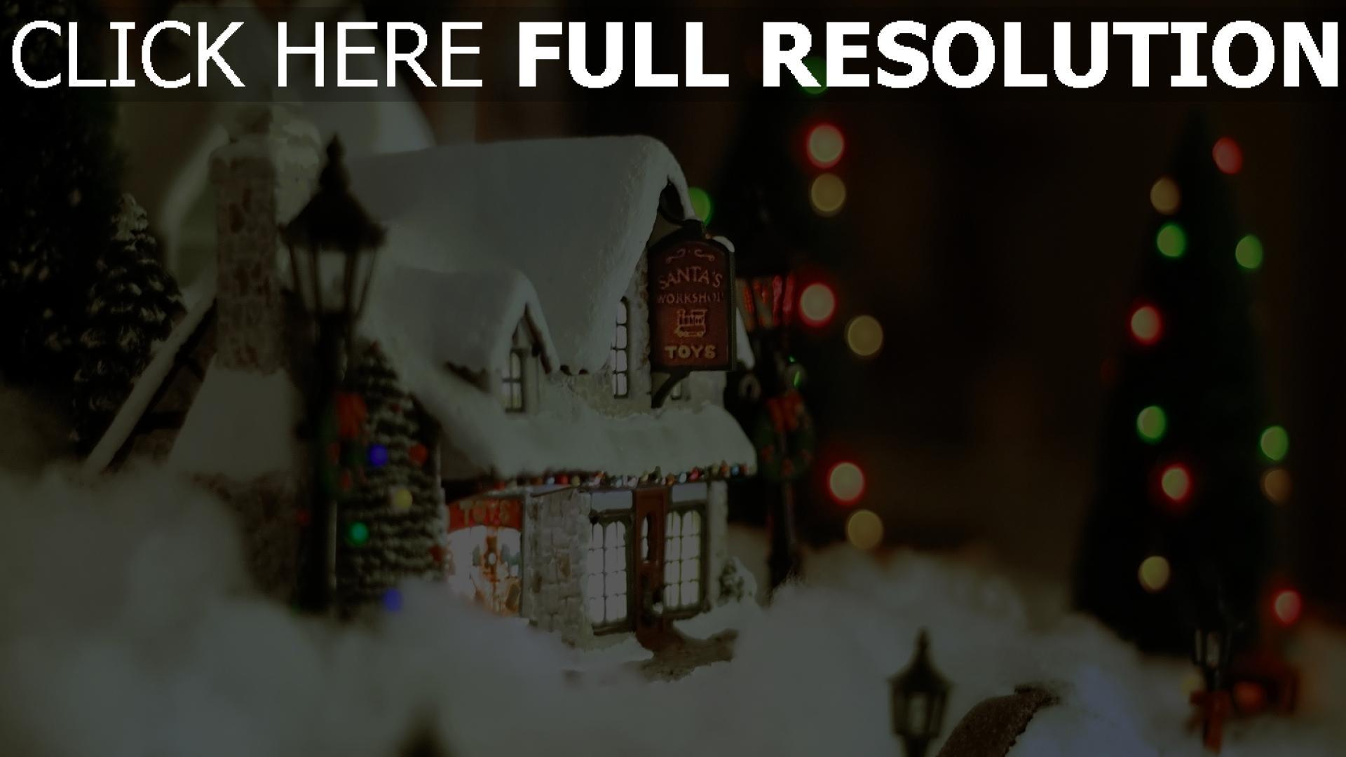 hd hintergrundbilder ornament schnee weihnachten neujahr haus gemütlichkeit 1920x1080