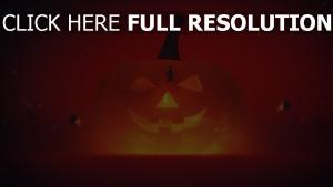 licht spinne halloween kürbis