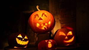 kürbis angst halloween nacht