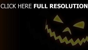 licht jack-o-latern halloween