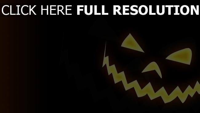 hd hintergrundbilder licht jack-o-latern halloween