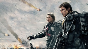edge of tomorrow tom cruise emily blunt military science-fiction