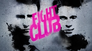 fight club edward norton brad pitt gesichter grafik