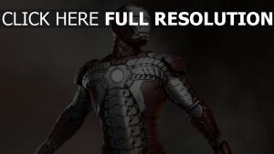 iron man tony stark held kostüm art marvel
