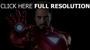 die avengers iron man tony stark held kostüm