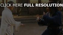 forbidden kingdom jet li jackie chan abenteuerfilm