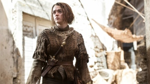 maisie williams arya stark spiel der throne game of thrones