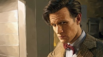 matt smith doctor who eleventh doctor