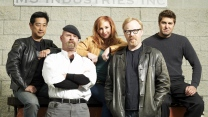 jamie hyneman mythbusters robert lee tv-serie adam savage kari byron