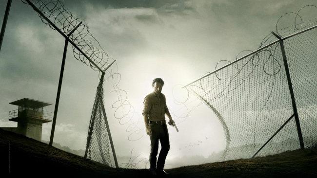 hd hintergrundbilder andrew lincoln rick grimes the walking dead sheriff