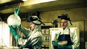 breaking bad methamphetamin labor chemiker produktion walter white jesse pinkman