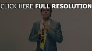 dexter morgan krawatte protagonist schauspieler dexter michael c hall