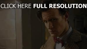 matt smith doctor who der elfte doctor