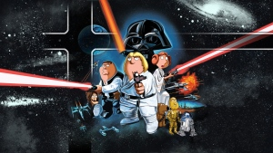 family guy chris griffin peter griffin lois griffin meg griffin brian star wars stewie griffin