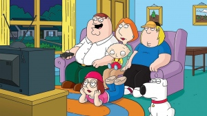 brian peter griffin zuhause meg griffin family guy fernseher lois griffin stewie griffin chris griffin