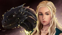 game of thrones drachen daenerys targaryen