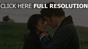 mr darcy elizabeth bennet matthew macfadyen stolz und vorurteil keira knightley