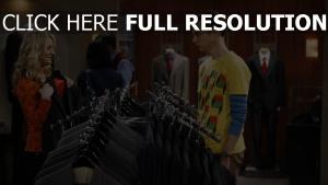 geschäft einkaufen the big bang theory jacken sheldon cooper anzüge