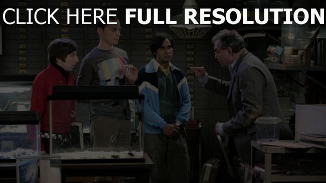 hd hintergrundbilder lehre labor hauptfiguren the big bang theory