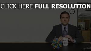 tv-serie das büro steve carell chef