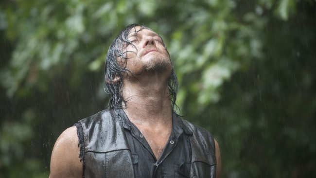 hd hintergrundbilder daryl dixon norman reedus the walking dead