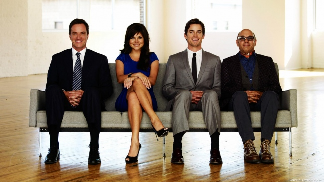 hd hintergrundbilder neal caffrey willie garson peter burke tim dickey white collar matt bomer