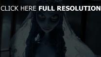 emily mädel gesicht stirnrunzeln corpse bride