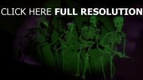 skelette tanz corpse bride