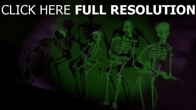 hd hintergrundbilder skelette tanz corpse bride
