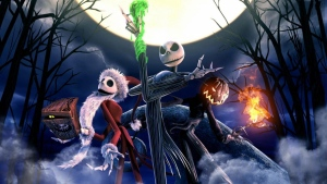 weihnachtsmann mond nightmare before christmas jack skellington