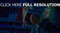 weihnachten geschenk jack skellington nightmare before christmas weihnachtsmann