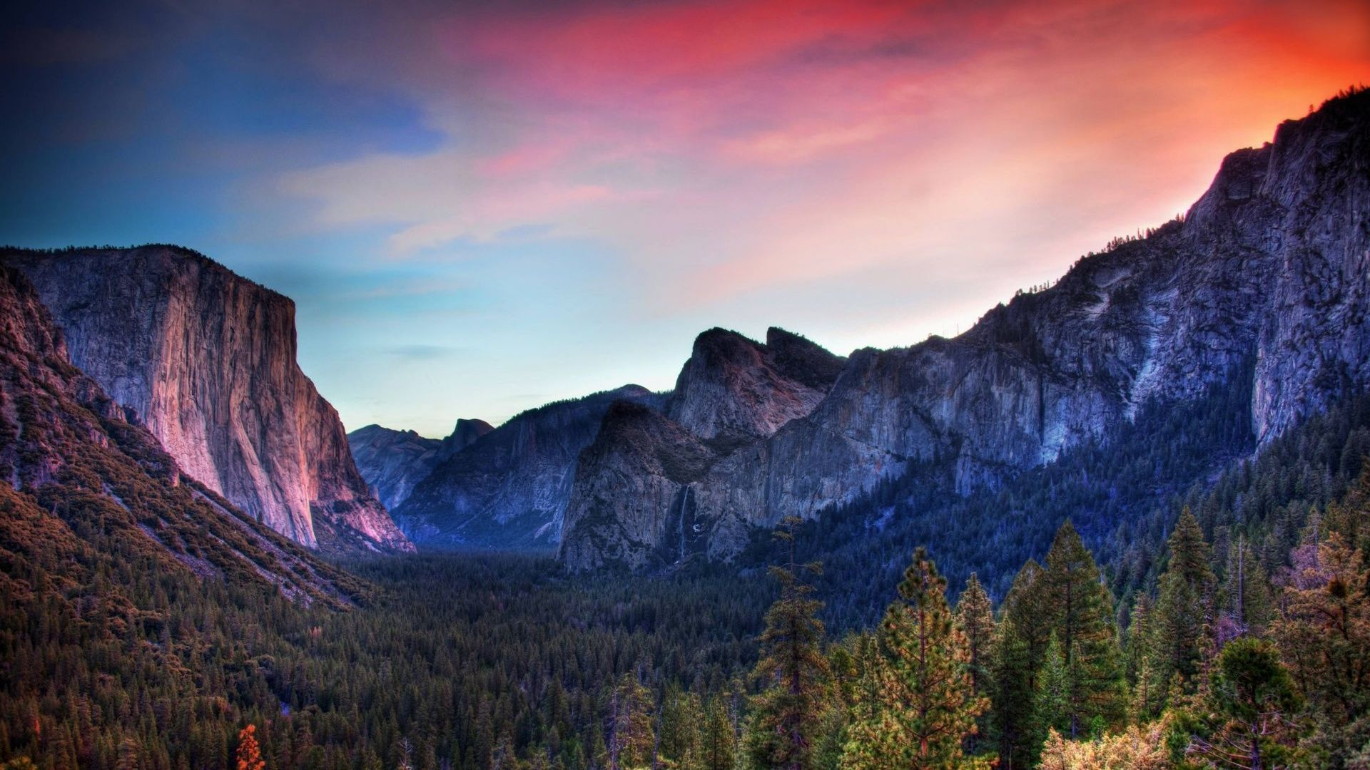 HD Hintergrundbilder sonnenuntergang berge felsen himmel ...