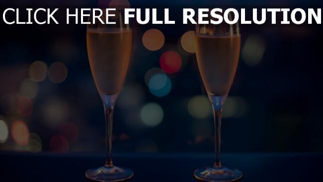 hd hintergrundbilder stemware champagner treffen dating romantik
