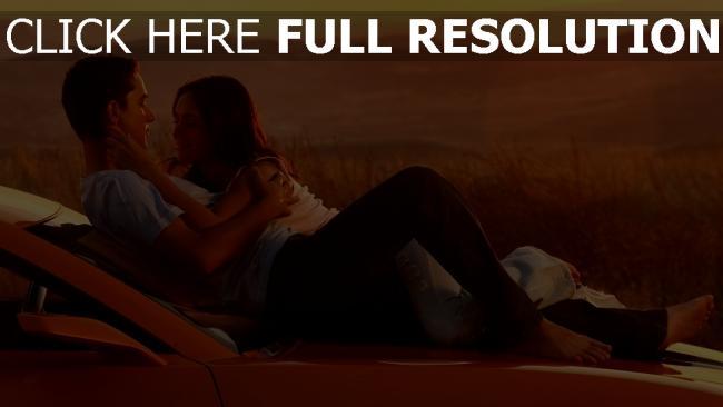 hd hintergrundbilder paar mann frau romantik umarmen