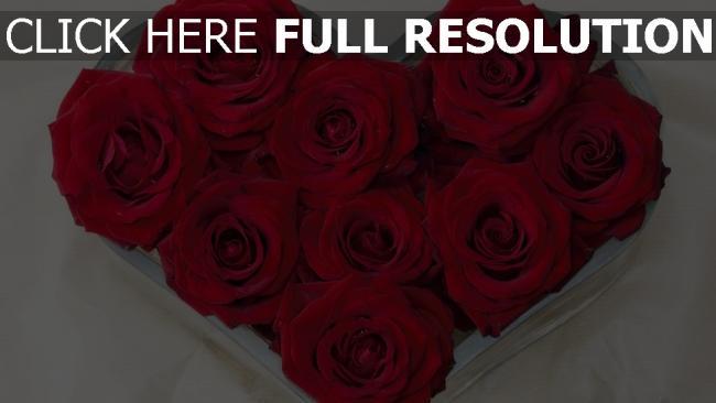 hd hintergrundbilder rosen blumen blumenstrau herz romantik desktop hintergrund. Black Bedroom Furniture Sets. Home Design Ideas