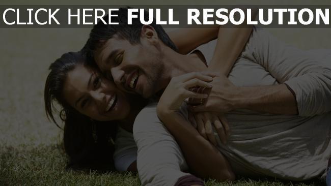 hd hintergrundbilder paar lächeln glück liebe romantik