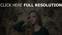 berühmtheit schauspielerin blonde amanda seyfried