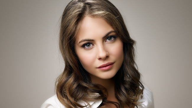 hd hintergrundbilder willa holland brünetten haaren welliges
