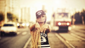 karen abramyan blonde hip-hop rap straße