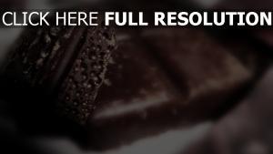 schokolade süße erhöhen unschärfe