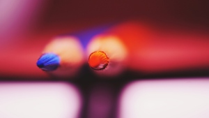 punkt buntstifte close-up geschärft