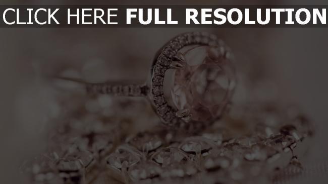 hd hintergrundbilder diamant ring schmuck