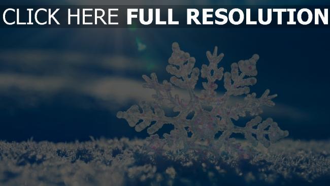 hd hintergrundbilder schneeflocke schnee rochen winter