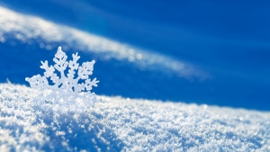 schnee schneeflocke muster himmel winter