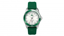 lacoste armbanduhr logo grün