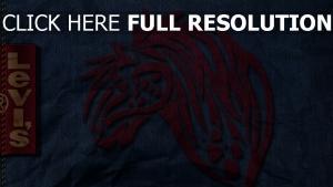levis jeans stoff kleidung zeichnung