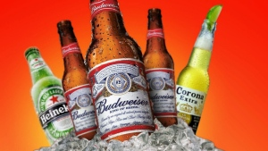 heineken budweiser corona bier getränke eis