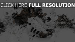 adidas turnschuhe sport schuhe abstrakte